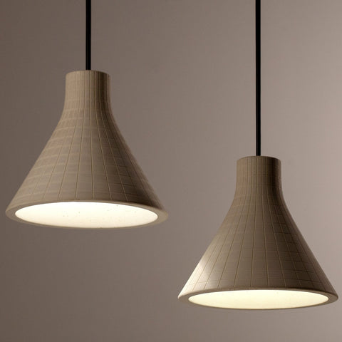 Grid Ceiling Lamp by IntoConcrete Inc on OOSTOR.com