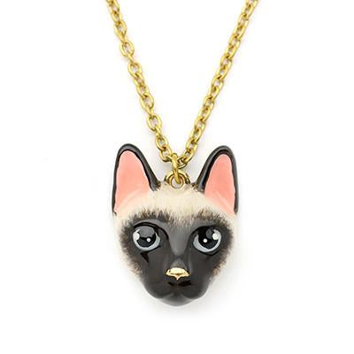Dalah Cat Necklace