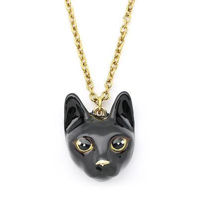 Nil Cat Necklace
