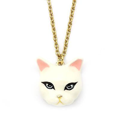 Plub Cat Necklace