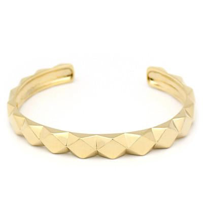 Ballad of Pyramid Slim Gold Bangle
