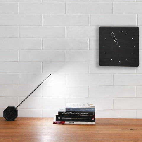 Analogue Click Clock by Gingko on OOSTOR.com