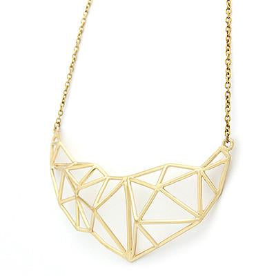 Poly Struc Necklace