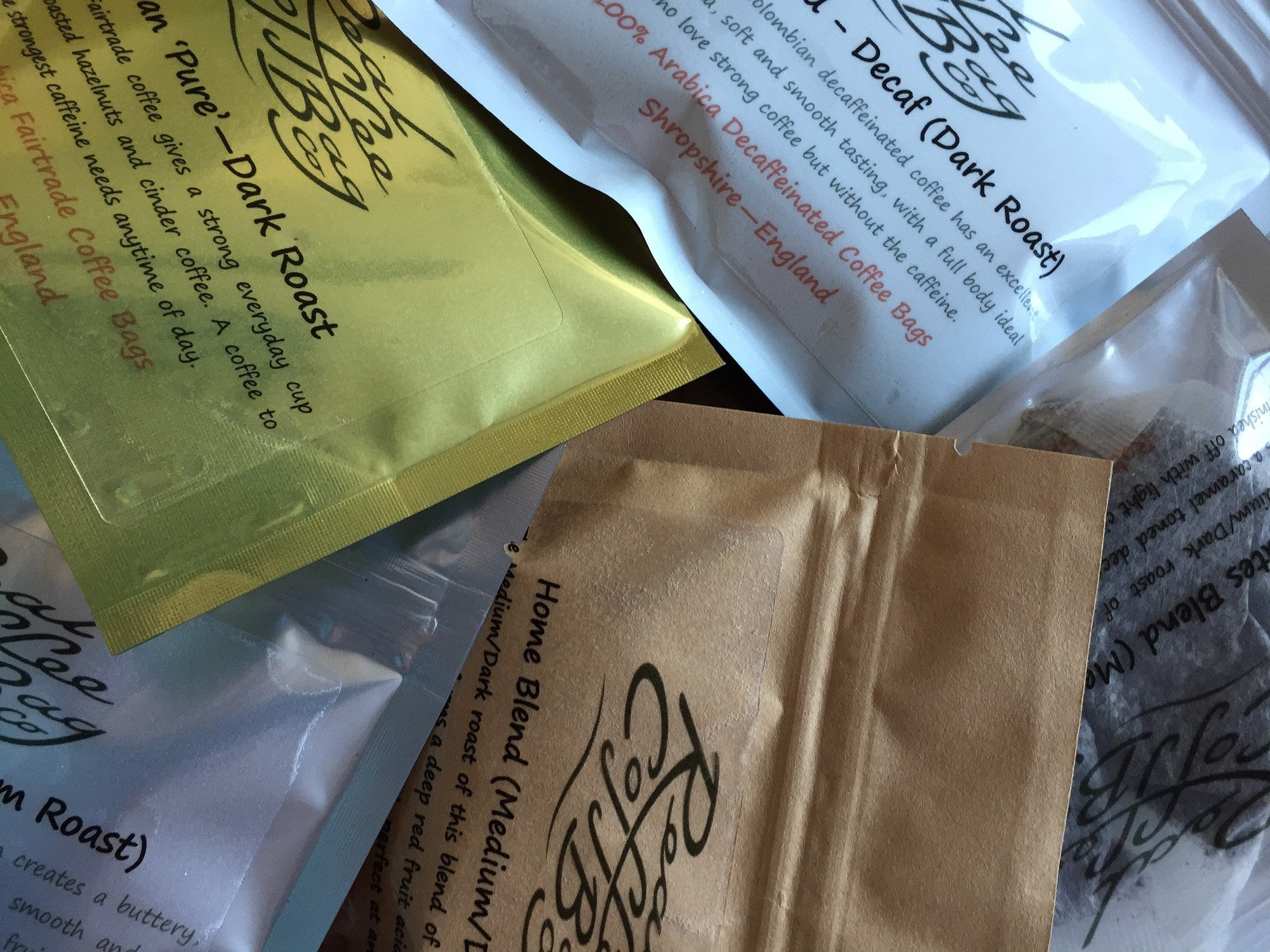 Sample Pack - Choose 3 Blends to Try Before you Buy!