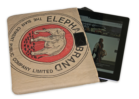 iPad Case by Elephant Branded on OOSTOR.com
