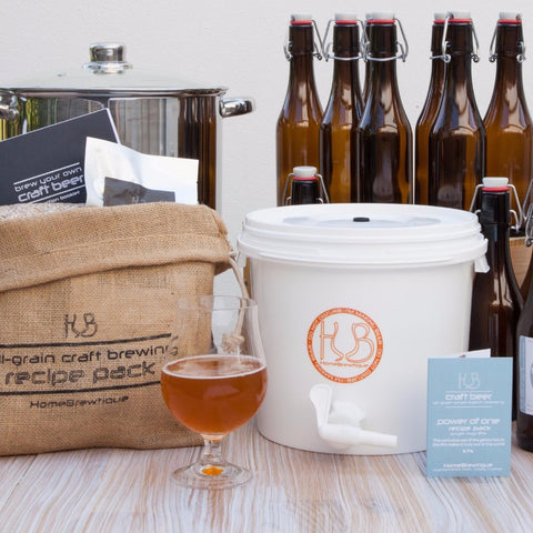 Ultimate Craft Beer Making Kit