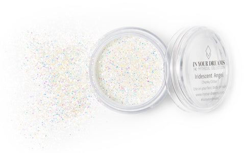 Iridescent Angel Fine Glitter