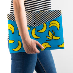 Banana Document Wallets by Mustard Gifts on OOSTOR.com