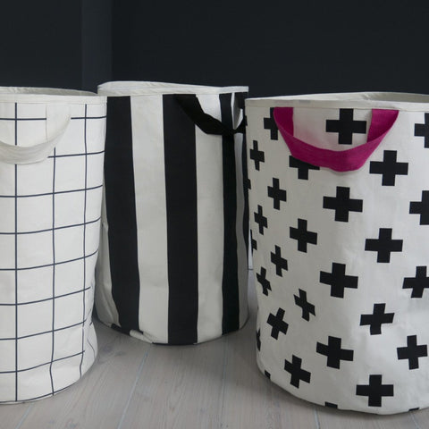 TOY STORAGE BAG STRIPE by Wildfire Teepees on OOSTOR.com