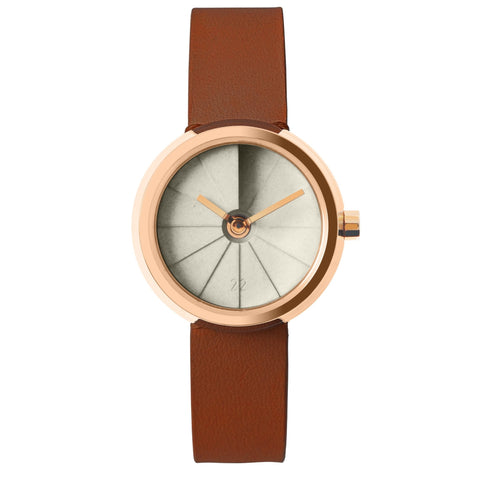 4th Dimension 30mm Wrist Watch - Teatime Edition by IntoConcrete Inc on OOSTOR.com