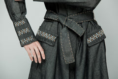 Handmade detailed dress by dieuANH on OOSTOR.com