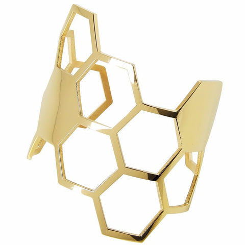 Honeycomb Ring by ESA EVANS on OOSTOR.com