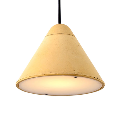Small Bullet Ceiling Lamp by IntoConcrete Inc on OOSTOR.com