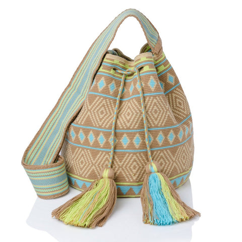 Wayuu LIMA - Large Mochila Bag