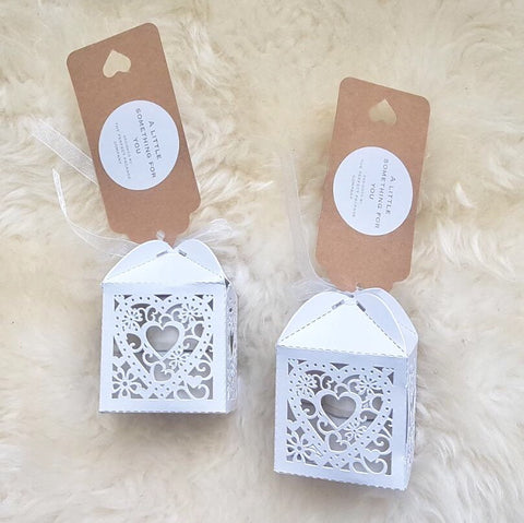 Thank You /Favour Candles by The Perfect Package Company on OOSTOR.com