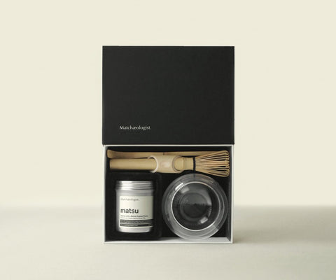 Matcha Brewing Kit