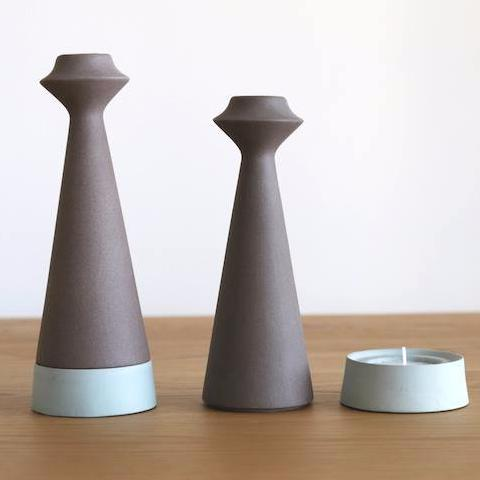 Modular Candlestick Holders by Yahalomis on OOSTOR.com