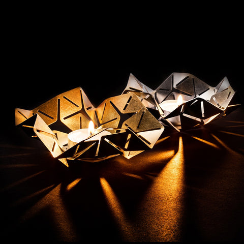 Kano- candle holder for creative people by WALLABY by Shelly Agronin on OOSTOR.com
