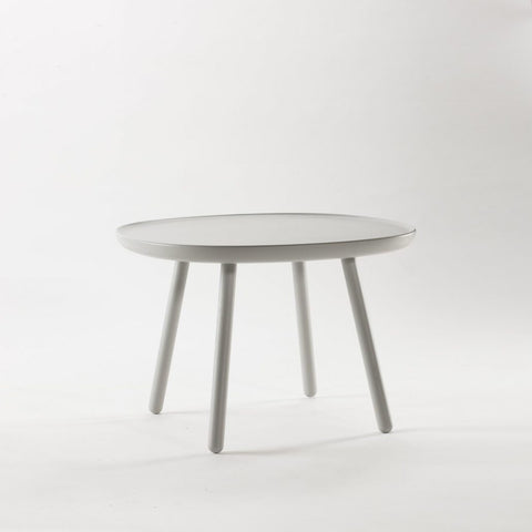 Naïve Coffee & Side Table, Square D640, Grey by EMKO