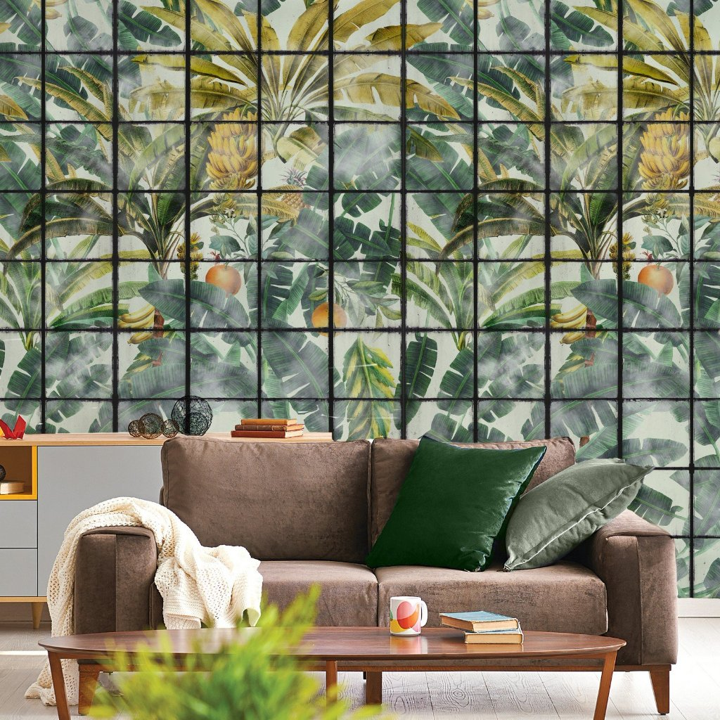 Orangerie Wallpaper by Pad Home on OOSTOR.com