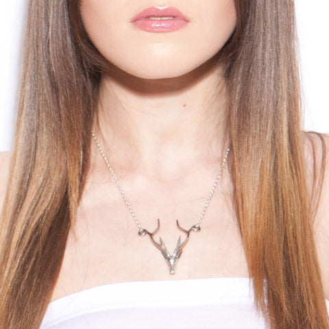 Deer Necklace by Lee Renee on OOSTOR.com