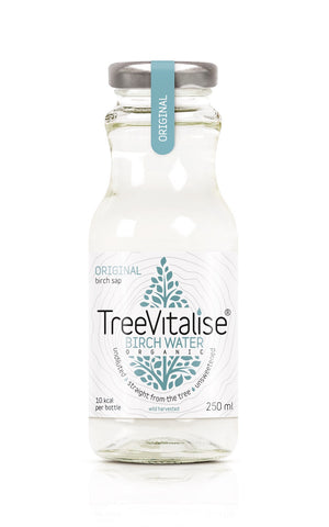 TreeVitalise Organic Birch Water - Original (15 x 250ml)