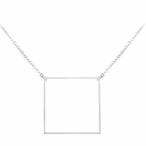 Square Pendant by ESA EVANS on OOSTOR.com