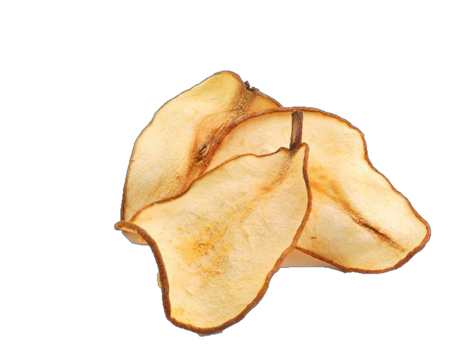 Air Dried Pear Crisps