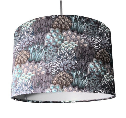 Large lampshade- Pearl