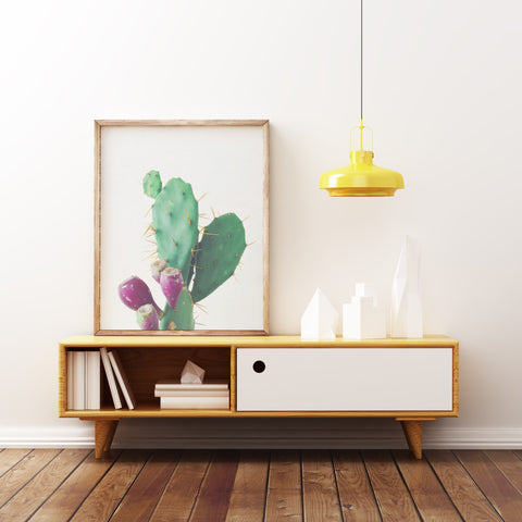 Prickly Pear Photographic Art Print by Cassia Beck on OOSTOR.com