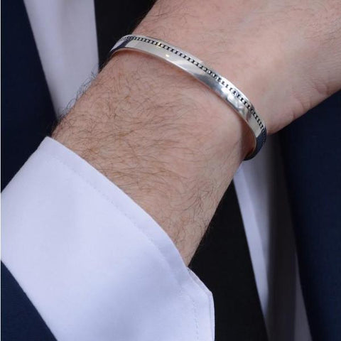 Men's Bangle by Lee Renee on OOSTOR.com