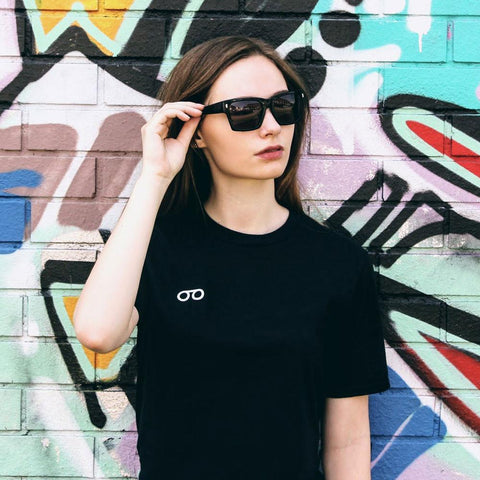 Logo T-Shirt by Hook LDN on OOSTOR.com