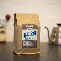 Single Origin - RWANDA: Muhura - 100% Arabica