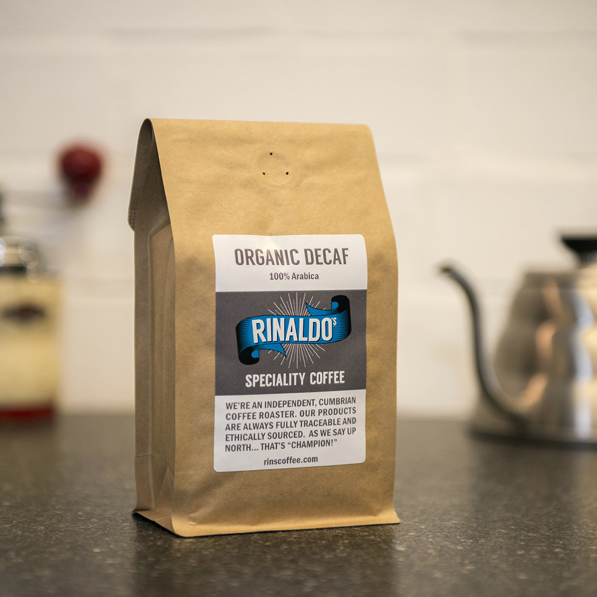 Organic Decaf Brazil Coffee