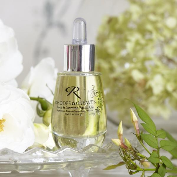 Rose & Jasmine Facial Oil 30ml