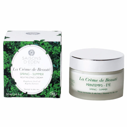 Spring Normal To Dry Skin Beauty Cream by Saisons d'Eden on OOSTOR.com