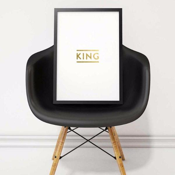King Print by Swell Made Co on OOSTOR.com