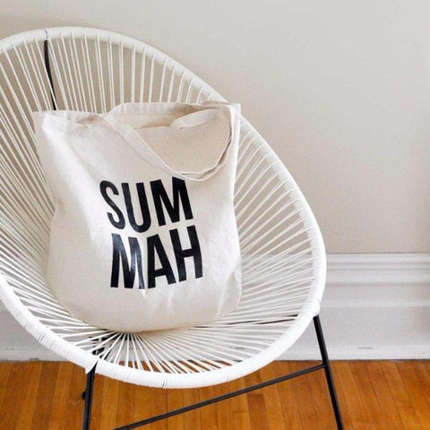 Summah Tote Bag by Swell Made Co on OOSTOR.com
