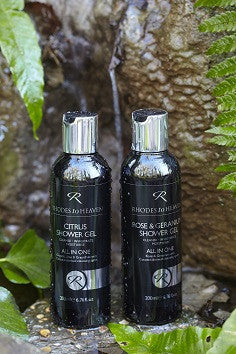 The Organic Shower Gels 200ml