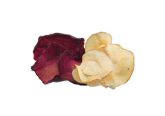 Air Dried Beetroot & Parsnip Crisps