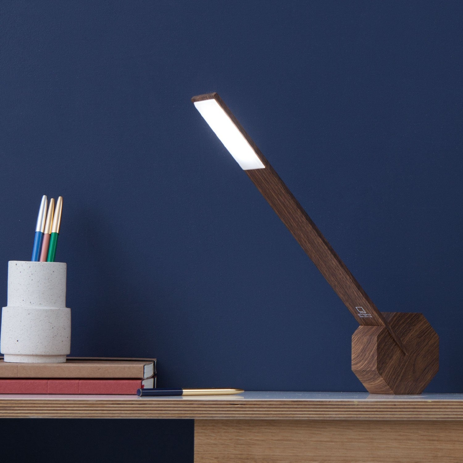 Octagon One Desk Lamp by Gingko on OOSTOR.com