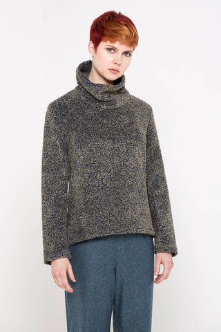 Tammi Roll Neck Jumper by Bo Carter on OOSTOR.com