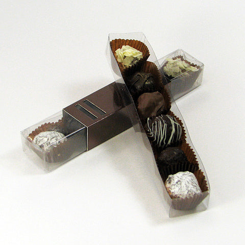 5 Chocolate Truffles Stick