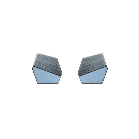 The Jonathan - Peaceful Blue Cufflinks by form.london on OOSTOR.com
