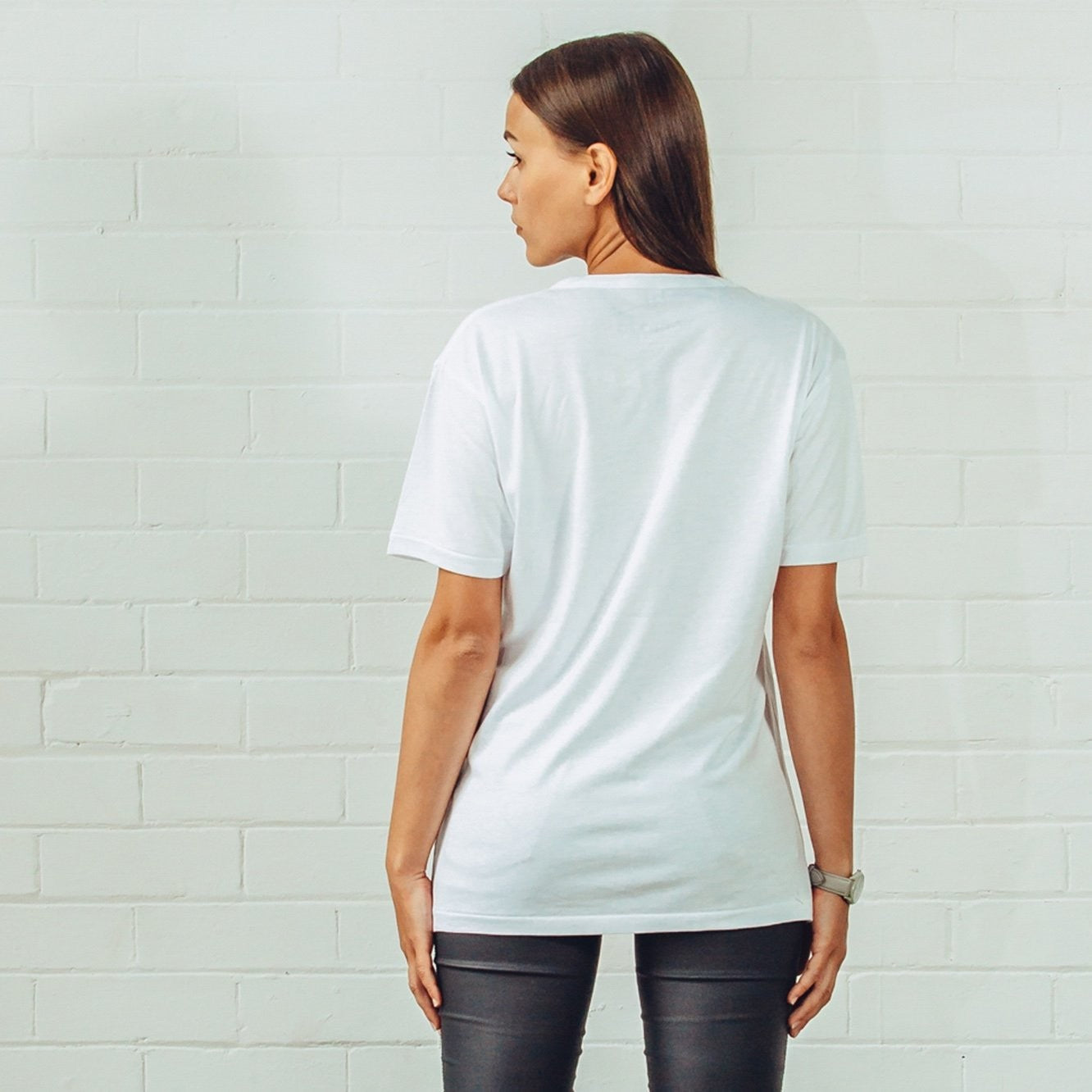 Classic White T-Shirt by Tomoto on OOSTOR.com