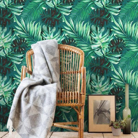 Rainforest Wallpaper by Pad Home on OOSTOR.com