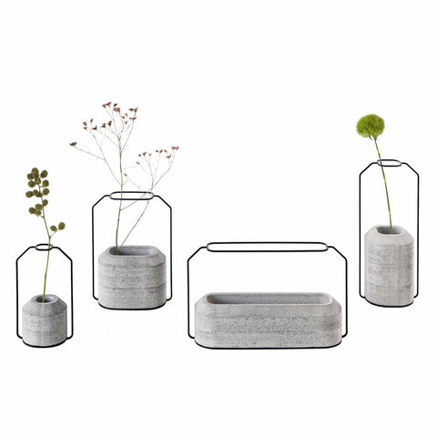 Weight Vases by IntoConcrete Inc on OOSTOR.com