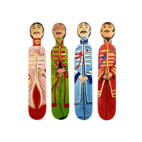 Wedgie Door Stopper - The Fab Four Pack