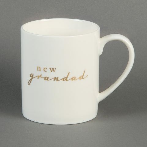 Bambino New Grandad Mug by Sole Favors on OOSTOR.com