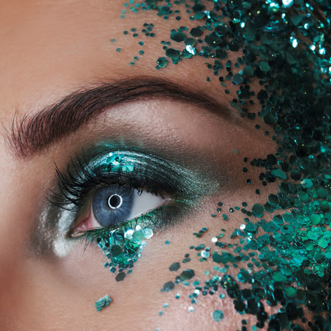 Aqua Trip Biodegradable Cosmetic Glitter